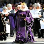 La Fiera di Sant'Abbondio e il palio del Baradello a Como