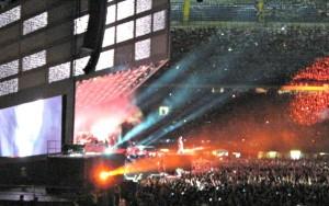 Muse Milano San Siro 8 giugno 2010