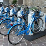 Bike sharing arrives in Como, Tavernola and Cernobbio