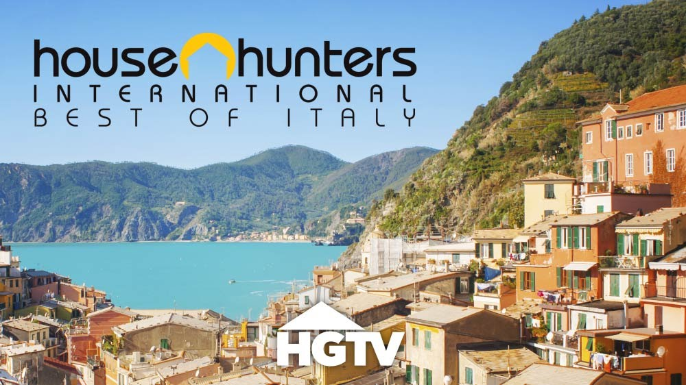 House Hunters International in Italy