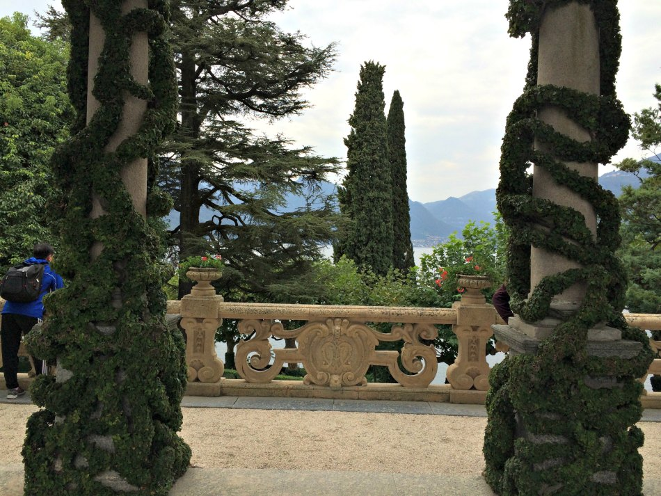Loggia Villa Balbianello