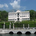 Villa Carlotta, from Tremezzo to conquer the world