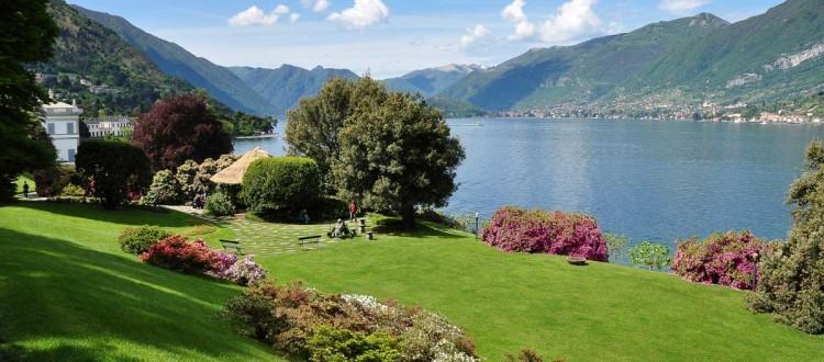 week end primavera sul lago di Como