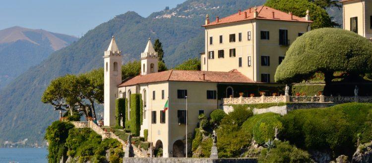 Villa Balbianello and the other Fai properties