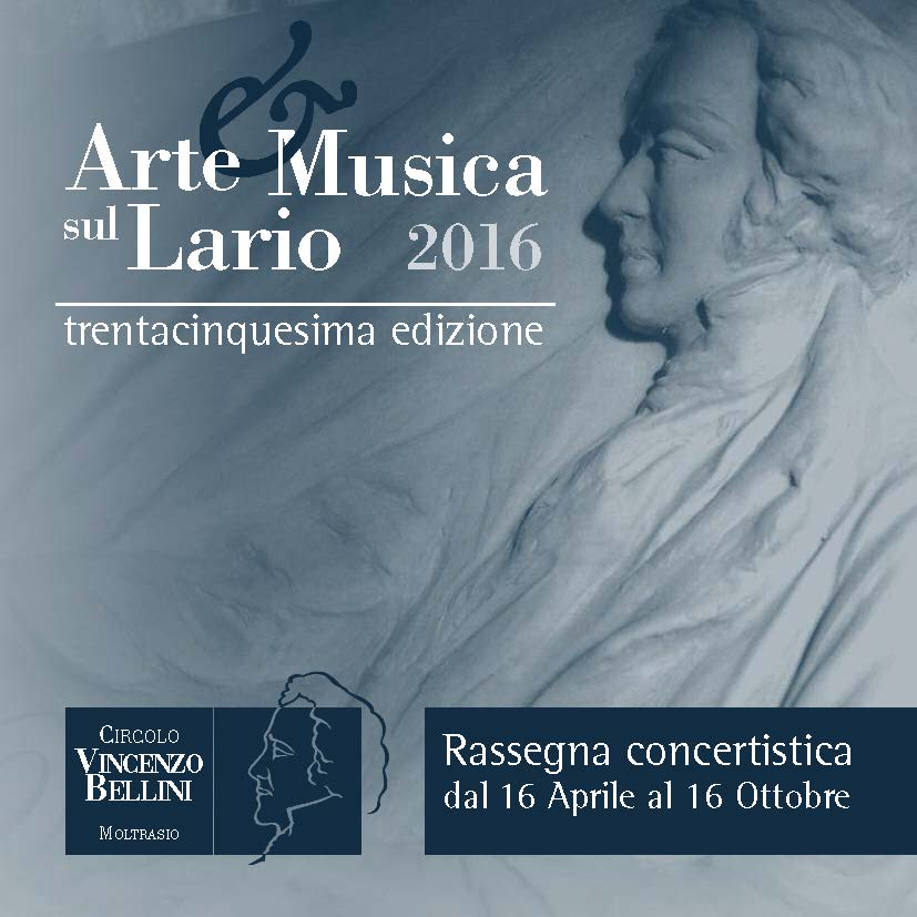 Arte e Musica sul Lario 2016