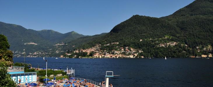 Lidi sul lago di Como