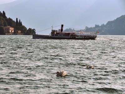 I venti del lago di Como Breva e tivano