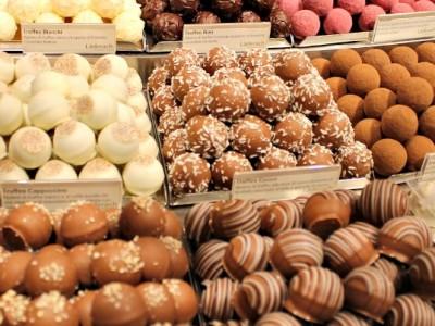 Swiss Chocolate Lugano