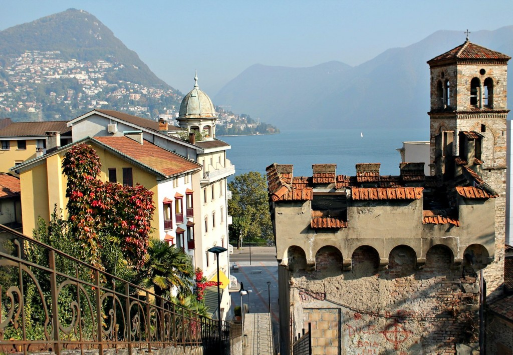 One day trip to Lugano