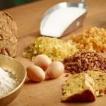 Li trovi rustici e nutrienti, i dolci tradizionali del Lario