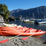 Water sports on Lake Como