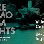 A Villa Erba torna Lake Como Film Nights