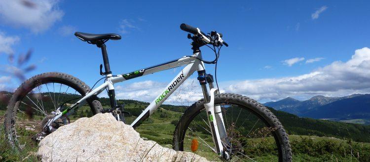 Mountain Bike sul Lago di Como