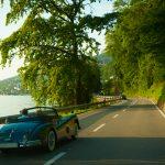 Auto d'epoca sul lago di Como: al via il Concorso d'Eleganza 2021